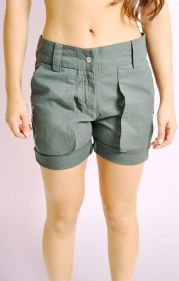 Military Style Shorts
